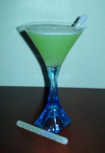 Hpnotiq Martini