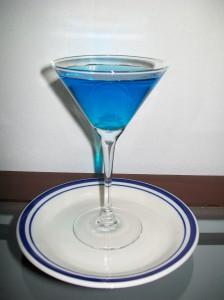 The Blue Martini