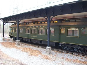 Pullman Train Car Sunbeam