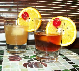 The Whiskey Sour & Old-Fashioned