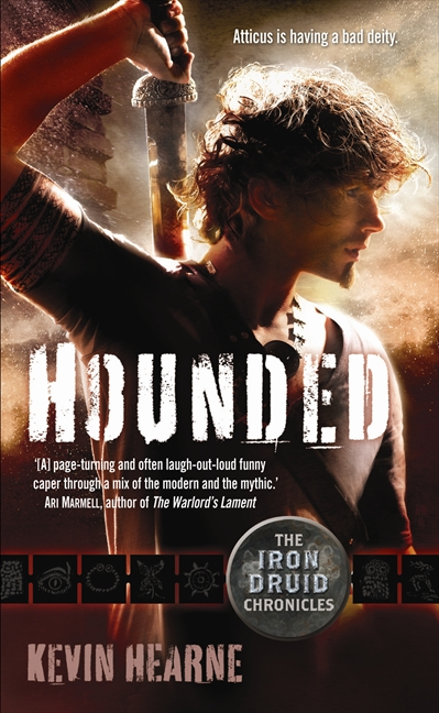 Book by Kevin Hearne