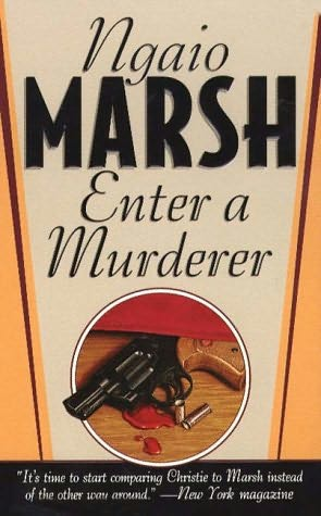Book by Ngaio Marsh