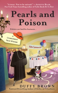 3rd book in the Consignment Shop Mystery series
