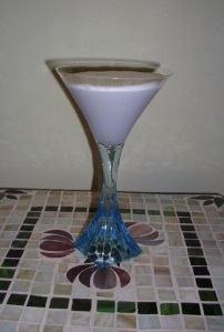 Orchid cocktail