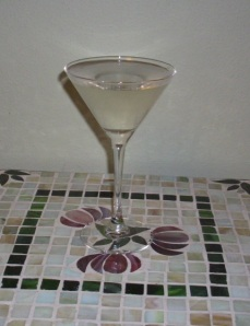 White Lily cocktail