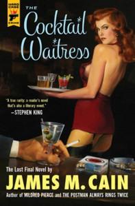 Cain Cocktail Waitress
