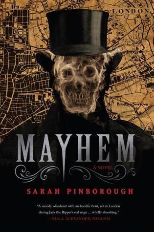 Pinborough mayhem
