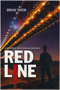 Red Line cover Brian Thiem