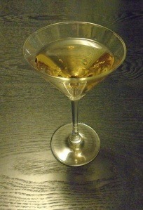 Claridge cocktail