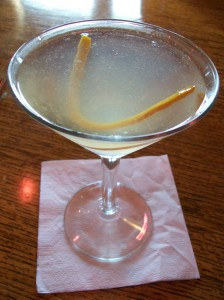 Lillet Liberte cocktail