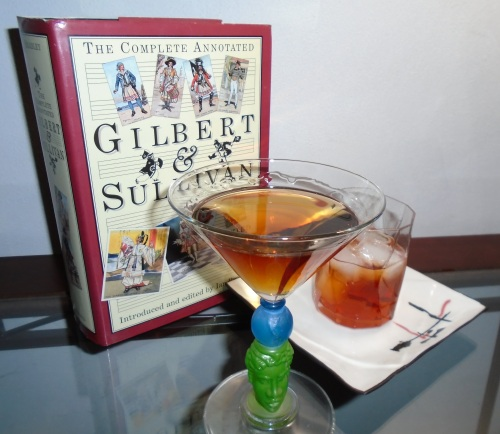 The Mikado cocktails