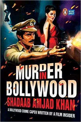 Murder in Bollywood cover