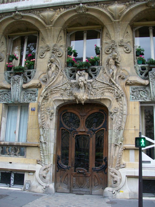 Art Deco Entry
