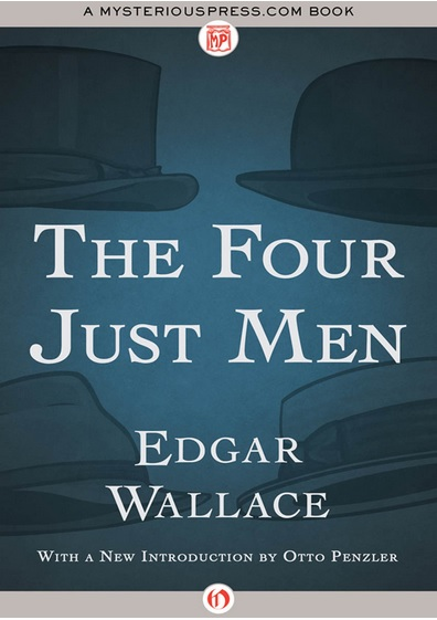 Book by Edgar Wallace